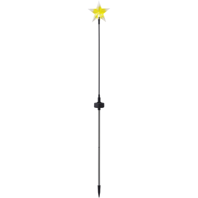 ソーラー スティックライト スター lgs-77 4975149605651