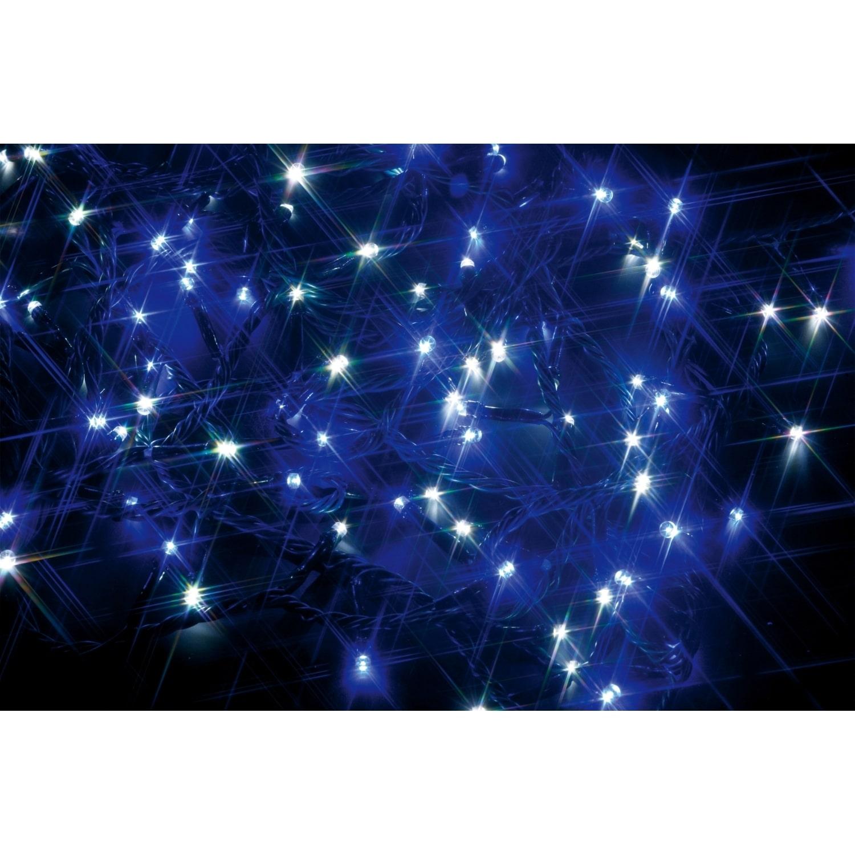 WeidendekoWillow Braun Holz 0.8 x 0.8 x 6.0 cm 24 warmwhite LED Star 584-33